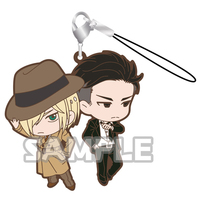 Rubber Strap - Yuri!!! on Ice / Otabek Altin & Yuri