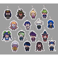 (Full Set) Metal Charm - Danganronpa