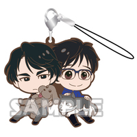Rubber Strap - Yuri!!! on Ice / Lee Seung-gil & Yuuri