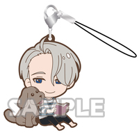 Rubber Strap - Yuri!!! on Ice / Victor & Makkachin