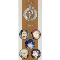 Locket Accessory - Blue Exorcist