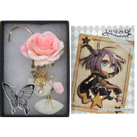 Illustrarion card - Ear Hook - AMNESIA / Orion