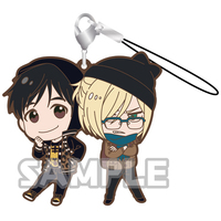 Rubber Strap - Yuri!!! on Ice / Yuri & Yuuri