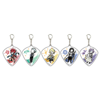 (Full Set) Acrylic Key Chain - Bakumatsu Rock