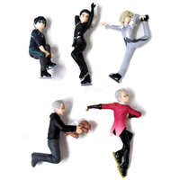 (Full Set) Trading Figure - Yuri!!! on Ice / Yuri & Yuuri & Victor