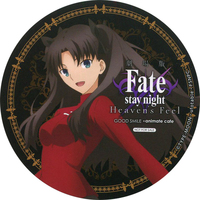 Coaster - Fate/stay night / Rin Tohsaka