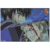 Illustration Sheet - Gintama / Hijikata & Itou Kamotarou