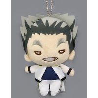 Plush Key Chain - Haikyuu!! / Bokuto Koutarou