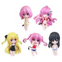 (Full Set) Trading Figure - To Love-Ru