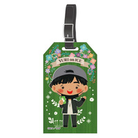 Commuter pass case - Yuri!!! on Ice / Phichit Chulanont