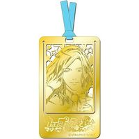 Metal Art Bookmarker - UtaPri / Camus