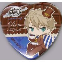 Heart Badge - Dance with Devils / Kaginuki Rem
