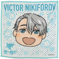Hand Towel - Yuri!!! on Ice / Victor Nikiforov