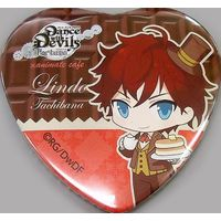 Heart Badge - Dance with Devils / Tachibana Lindo