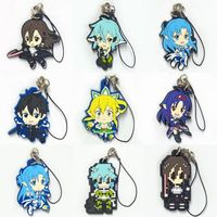 (Full Set) Rubber Strap - Sword Art Online