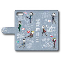iPhone5 case - Yuri!!! on Ice