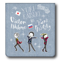 Coin Case - Yuri!!! on Ice / Yuri & Yuuri & Victor