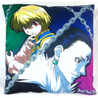 Cushion - Hunter x Hunter / Kurapika & The Phantom Troupe & Chrollo