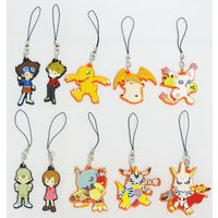 (Full Set) Earphone Jack Accessory - Digimon Adventure