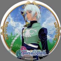 Badge - Tales of Rebirth / Veigue Lungberg