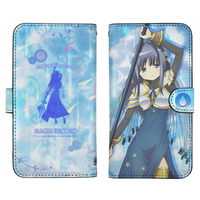 iPhone6 case - Smartphone Wallet Case for All Models - iPhone7 case - iPhone8 case - MadoMagi / Nanami Yachiyo