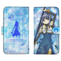 Smartphone Wallet Case for All Models - iPhoneX case - MadoMagi / Nanami Yachiyo