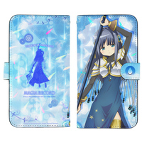 Smartphone Wallet Case for All Models - iPhone7 PLUS case - iPhone6 PLUS case - iPhone8 PLUS case - MadoMagi / Nanami Yachiyo