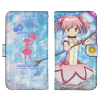 iPhone6 case - Smartphone Wallet Case for All Models - iPhone7 case - iPhone8 case - MadoMagi / Madoka Kaname