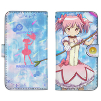 Smartphone Wallet Case for All Models - iPhoneX case - MadoMagi / Madoka Kaname