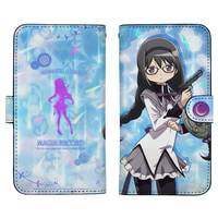 iPhone6 case - Smartphone Wallet Case for All Models - iPhone7 case - iPhone8 case - MadoMagi / Homura Akemi