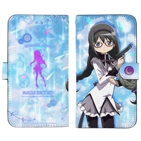 Smartphone Wallet Case for All Models - iPhone7 PLUS case - iPhone6 PLUS case - iPhone8 PLUS case - MadoMagi / Homura Akemi