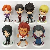 (Full Set) Figure (Kyun-Chara) - Fate/Zero
