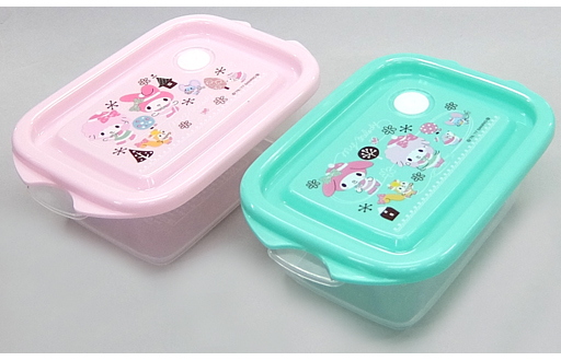Food Container - My Melody / My Sweet Piano