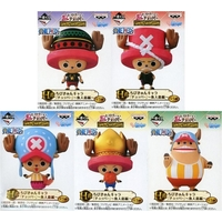 (Full Set) Figure (Kyun-Chara) - ONE PIECE / Tony Tony Chopper