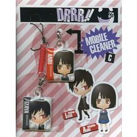 Screen Cleaner - Durarara!! / Sonohara & Izaya