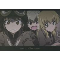 Plastic Sheet - GIRLS-und-PANZER / Anchovy & Carpaccio