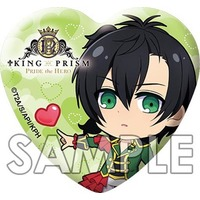 Heart Badge - King of Prism by Pretty Rhythm / Kougami Taiga