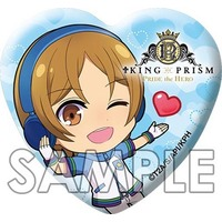 Heart Badge - King of Prism by Pretty Rhythm / Hayami Hiro