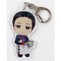 Acrylic Key Chain - Joker Game / Fukumoto