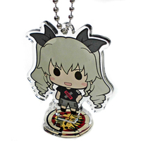 Key Chain - GIRLS-und-PANZER / Anchovy