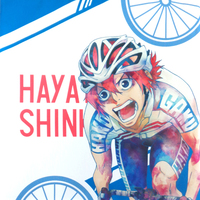 Cushion Cover - Yowamushi Pedal / Shinkai Hayato