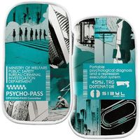 Smartphone Pouch - PSYCHO-PASS