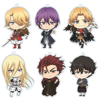 (Full Set) Trading Acrylic Key Chain - Shoukoku no Altair (Altair: A Record of Battles)