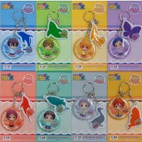 (Full Set) Key Chain - Free! (Iwatobi Swim Club)