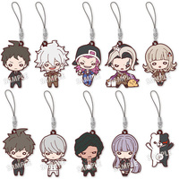 (Full Set) Rubber Mascot - Danganronpa