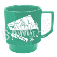 Mug - Yuri!!! on Ice / Yuuri & Victor