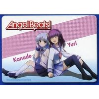 Mouse Pad - Angel Beats! / Kanade & Yuri