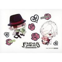 Iron-on Print - DIABOLIK LOVERS / Subaru & Laito