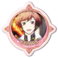 Badge - Star-Mu (High School Star Musical) / Ugawa Akira (Star-Mu)