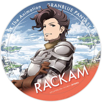 Cazary (Stand Badge) - GRANBLUE FANTASY / Rackam